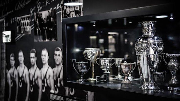 Beşiktaş JK Müzesi dijitalde