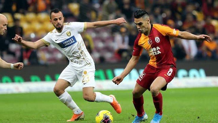Galatasaray'da bir haftada ikinci yenilgi