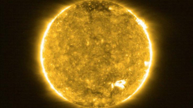 Güneş'in 'en yakın' fotoğrafları geldi