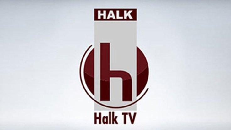 Halk TV'ye verilen ceza durduruldu