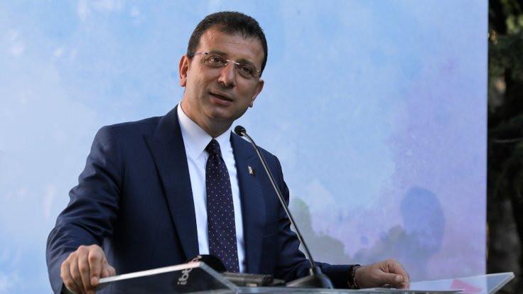 İmamoğlu'ndan Erdoğan'a Kanal İstanbul'lu yanıt