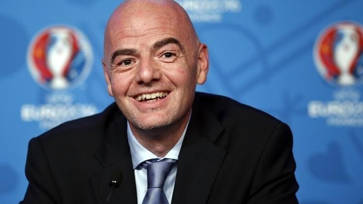 FIFA Başkanına soruşturma