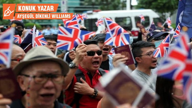 Brexit ruhu ve Hong Konglulara vatandaşlık
