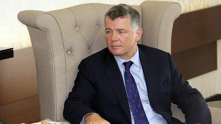 İngiltere'nin eski Ankara Büyükelçisi Richard Moore MI6'in yeni başkanı oldu