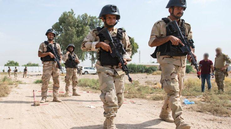 İddia: Irak askeri birlikleri Türkiye'nin ilerleyişini durdurmak için mevzilerini güçlendirdi