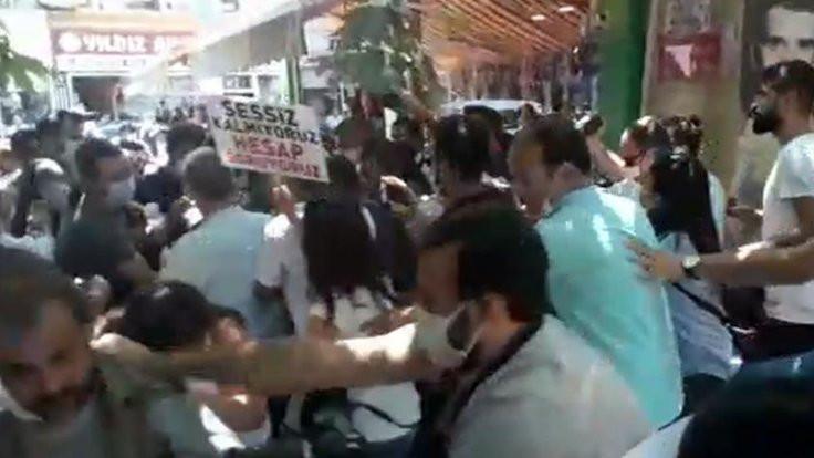 Dersim'de çocuk istismarı protestosuna saldırı