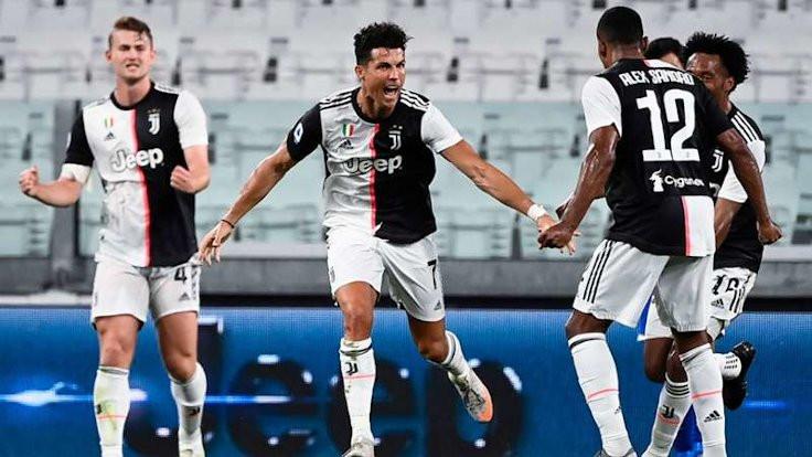 İtalya Serie A'da şampiyon Juventus