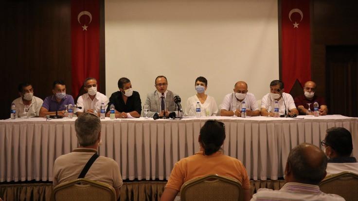 Isparta'da İYİ Parti'den toplu istifa