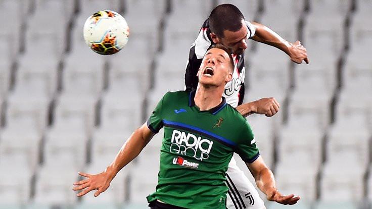 Atalanta'nın serisine Juventus son verdi