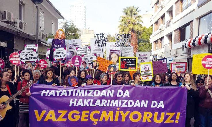 TYS'den çağrı: İstanbul Sözleşmesi'ni uygulayın