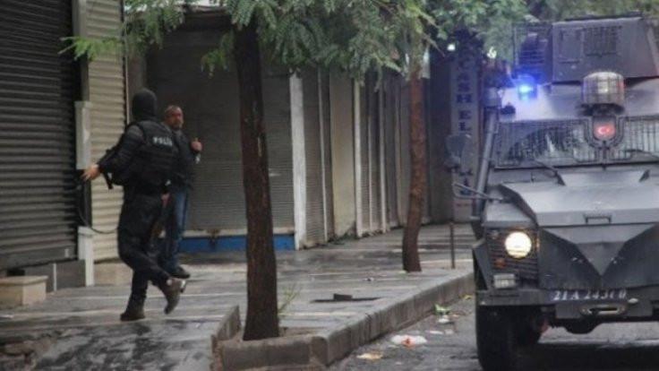 Diyarbakır'da çok sayıda kadın gözaltında