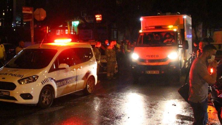 İstanbul'da kaza: 4 yaralı