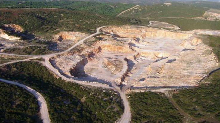 'Kazdağları'nın yüzde 79'u maden ruhsatlı'