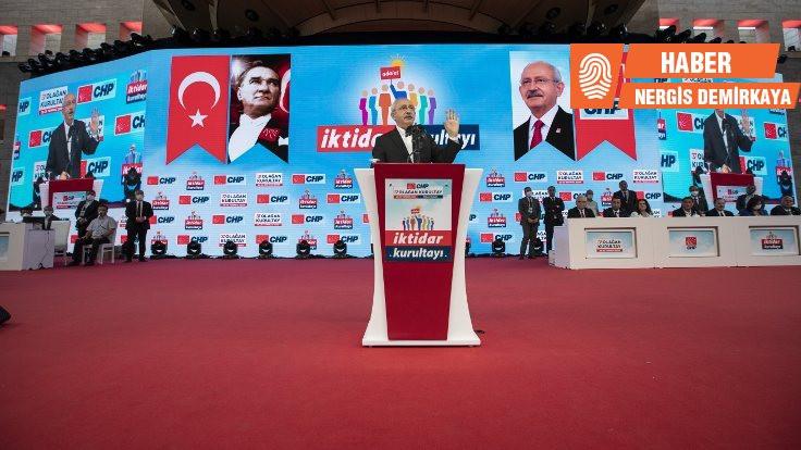 Kılıçdaroğlu: İktidara yürüyüşün öncüsü CHP'dir