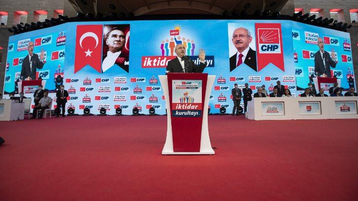 Kemal Kılıçdaroğlu, 6. kez genel başkan seçildi