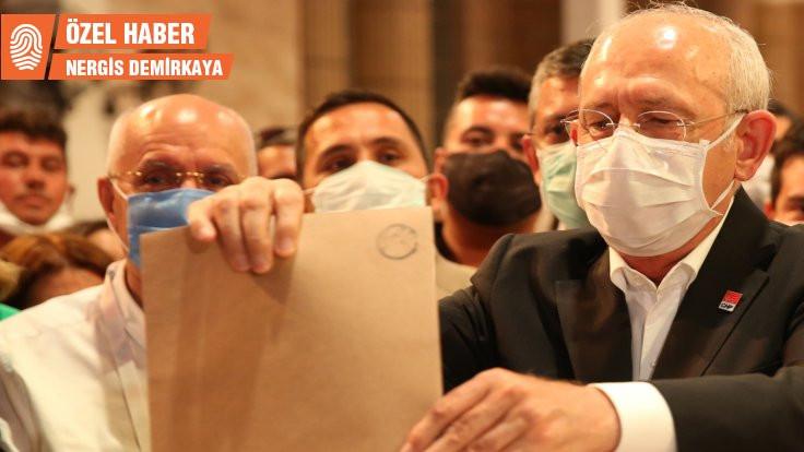 CHP Parti Meclisi tamam, sırada MYK var