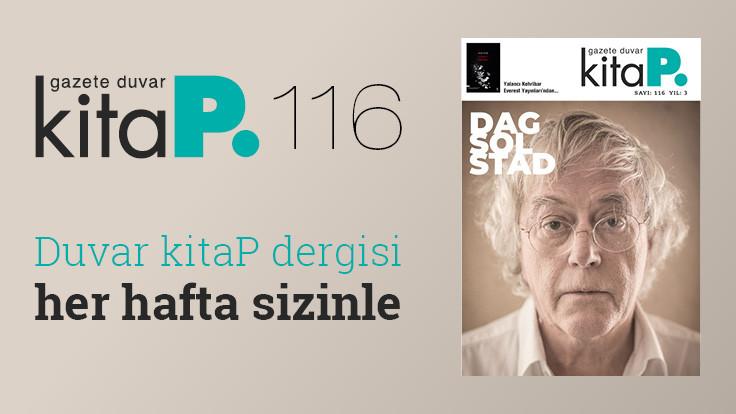 Duvar Kitap Dergi sayı 116: Norveç'ten bir ses: Dag Solstad
