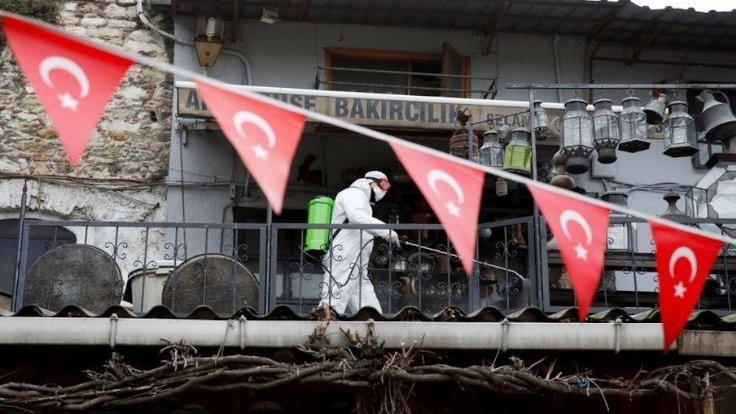 Gaziantep'te 2 bin 598 kişiye 'korona' cezası