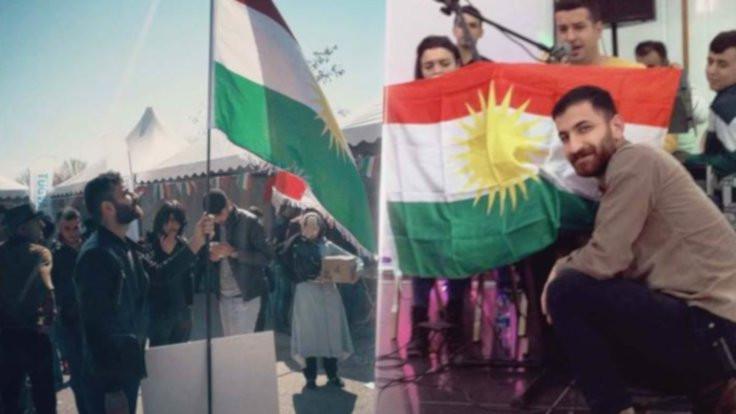 Mahkeme kararı: Kürdistan bayrağı suç değildir