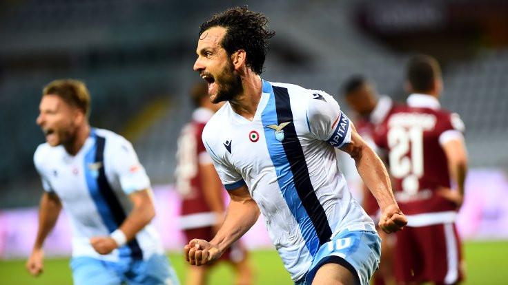 Serie A'da, Lazio'nun Juventus'u takibi sürüyor