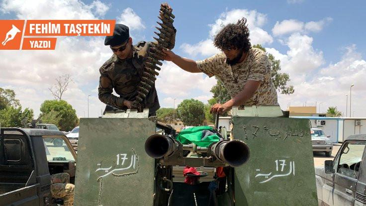 10 olmazın elinde bir olura bakan Libya