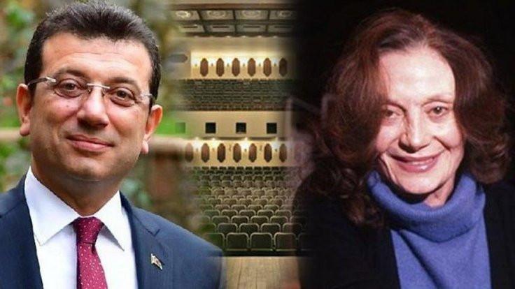 İBB, tiyatroyu almak istedi, AK Parti reddetti