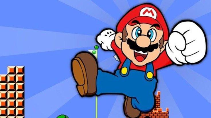 Süper Mario'dan yeni rekor