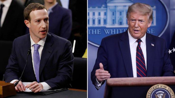Zuckerberg'in Trump aşkı daha ne kadar sürecek?