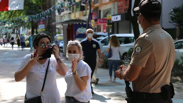 Bolu'da mahkeme maske cezasını iptal etti