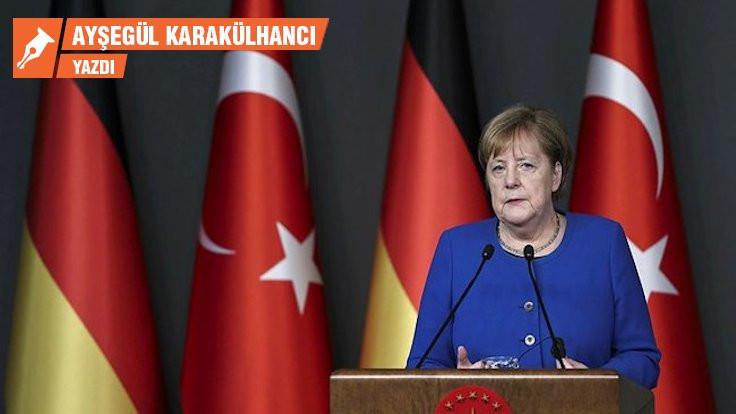 Türkiye'nin kalkanı: Angela Merkel