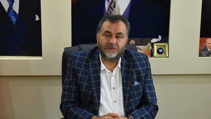 MHP'li il başkanından 'Enginyurt' istifası