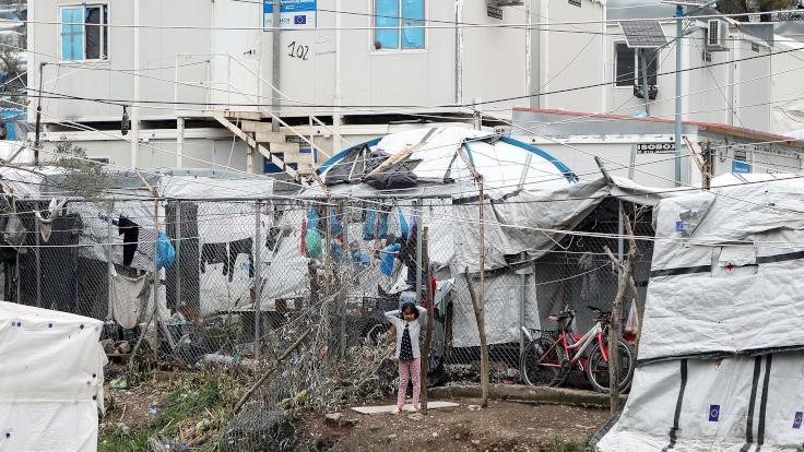 Mülteci kamplarında sağlık krizi derinleşiyor