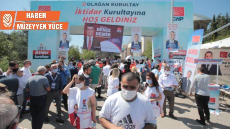 CHP Kurultayı'nda üç muhalefet listesi