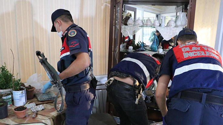 Denizli'de 20 kişiye gözaltı