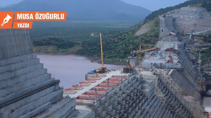 Nil'de baraj savaşı
