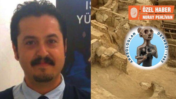 Arkeologlar Derneği'ne 'aşağılamayın' tepkisi