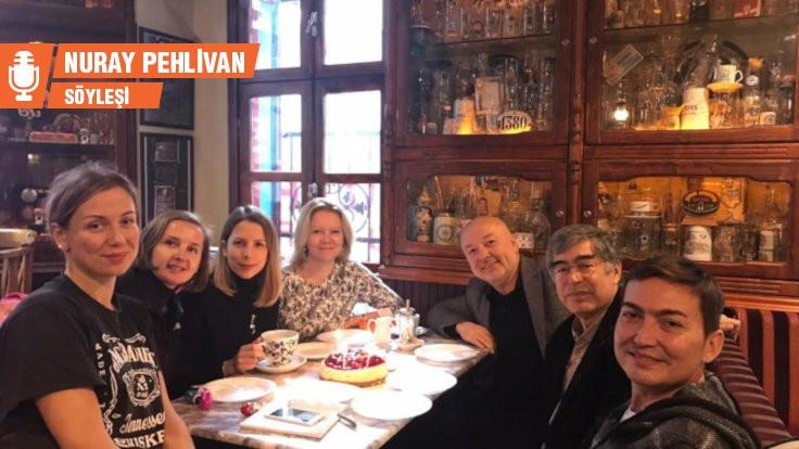 RUSDER Başkanı Anna Atik: İzmir'i dünyaya Rusça tanıtmak istiyoruz