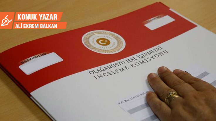 Anayasa Mahkemesi'nin KHK(lı)'larla imtihanı