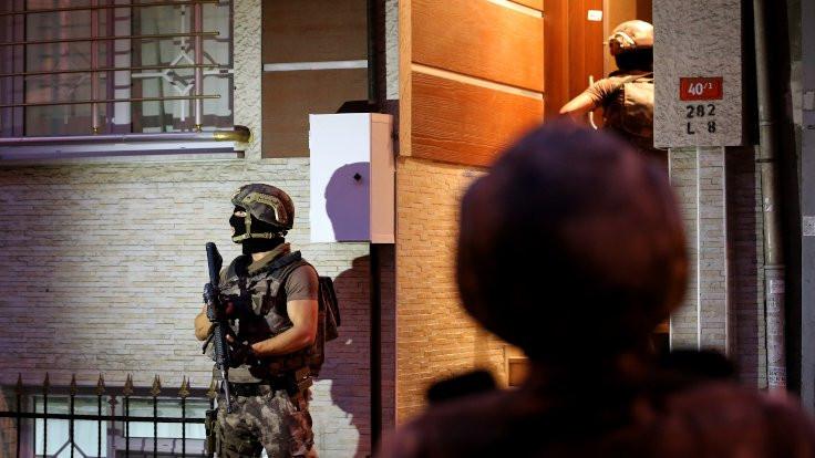 İstanbul'da siber gözaltıları
