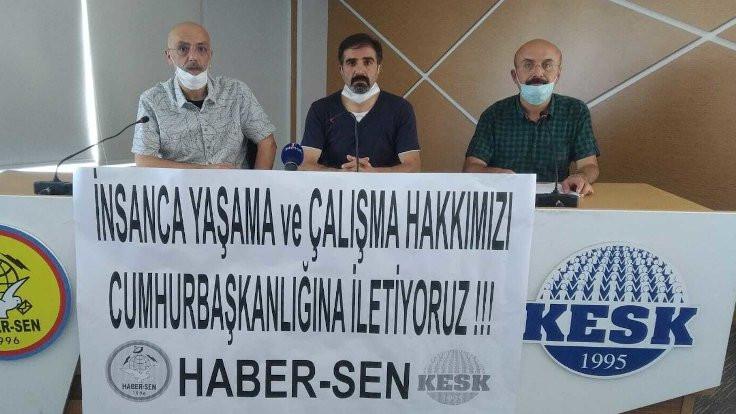 PTT emekçileri Ankara yolunda