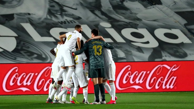 Real Madrid şampiyonluğunu ilan etti