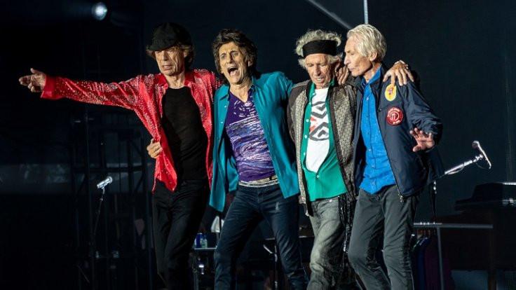 Rolling Stones'tan yeni parça