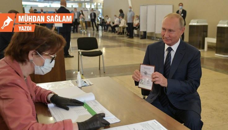 Rusya referandumu ne söylüyor?