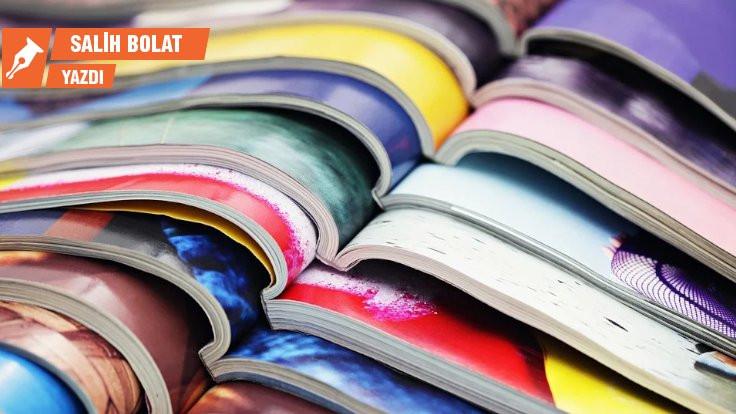 Sanatın ve edebiyatın nabzı dergilerde atıyor