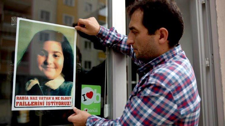 Rabia Naz Vatan'ın ölümünde takipsizlik kararı