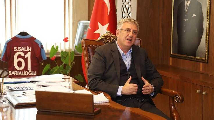 Of Belediye Başkanı korona virüsüne yakalandı
