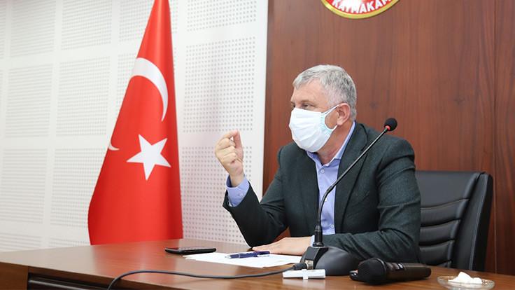 Belediye Başkanı virüse yakalandı