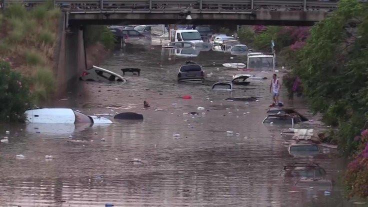 İtalya Palermo'da sel felaketi: 2 ölü