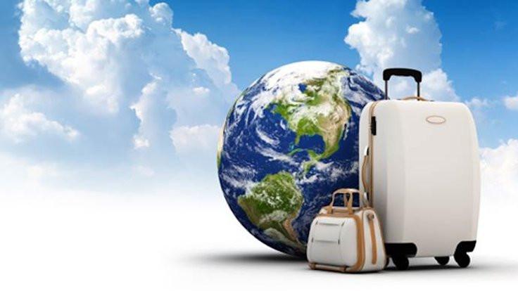Seyahat sayısı yüzde 43.5 azaldı
