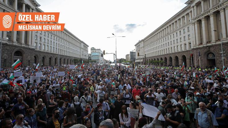 Bulgaristan'da 'kaçak saray' protestosu
